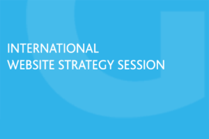 International Website Strategy Session Grow Global