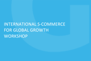 grow global international s-commerce for gloabl growth workshop