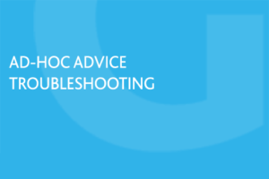 Grow Global Ad-hoc Advice and Troubleshooting
