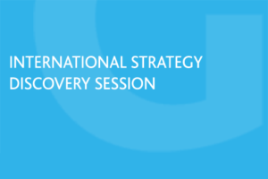 Grow Global International Digital Strategy Discovery Session
