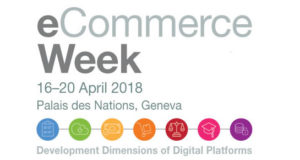 UNCTAD E-commerce Week 2018