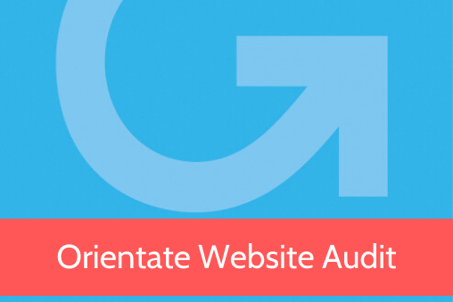 Orientate Website Audit