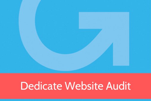 Dedicate Website Audit